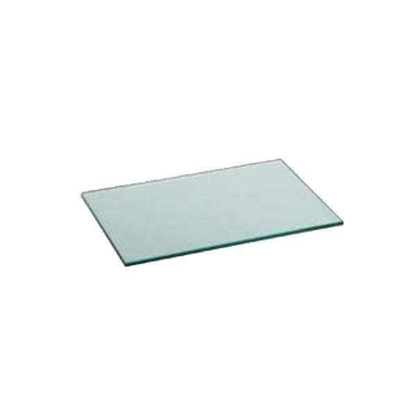 Поднос квадратный Zeiher из прозрачного стекла 340*340 мм