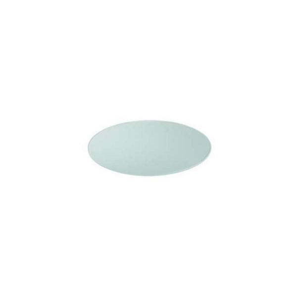 Поднос круглый Zeiher из матового стекла D=530 мм