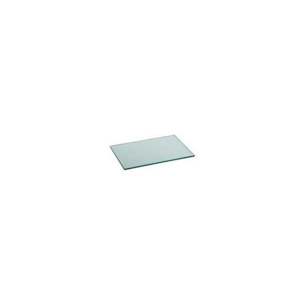 Поднос прямоугольный Zeiher из прозрачного стекла 420*340 мм